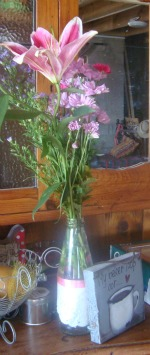 thank you flowers for wedding musicians Jacobsbaai